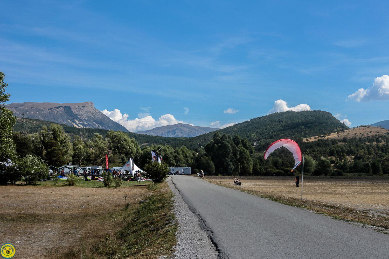 St André les Alpes : La coupe du monde de parapente est lancée