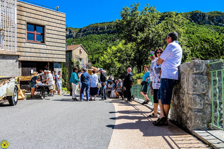 St Julien du Verdon   : huitième fête du pain....