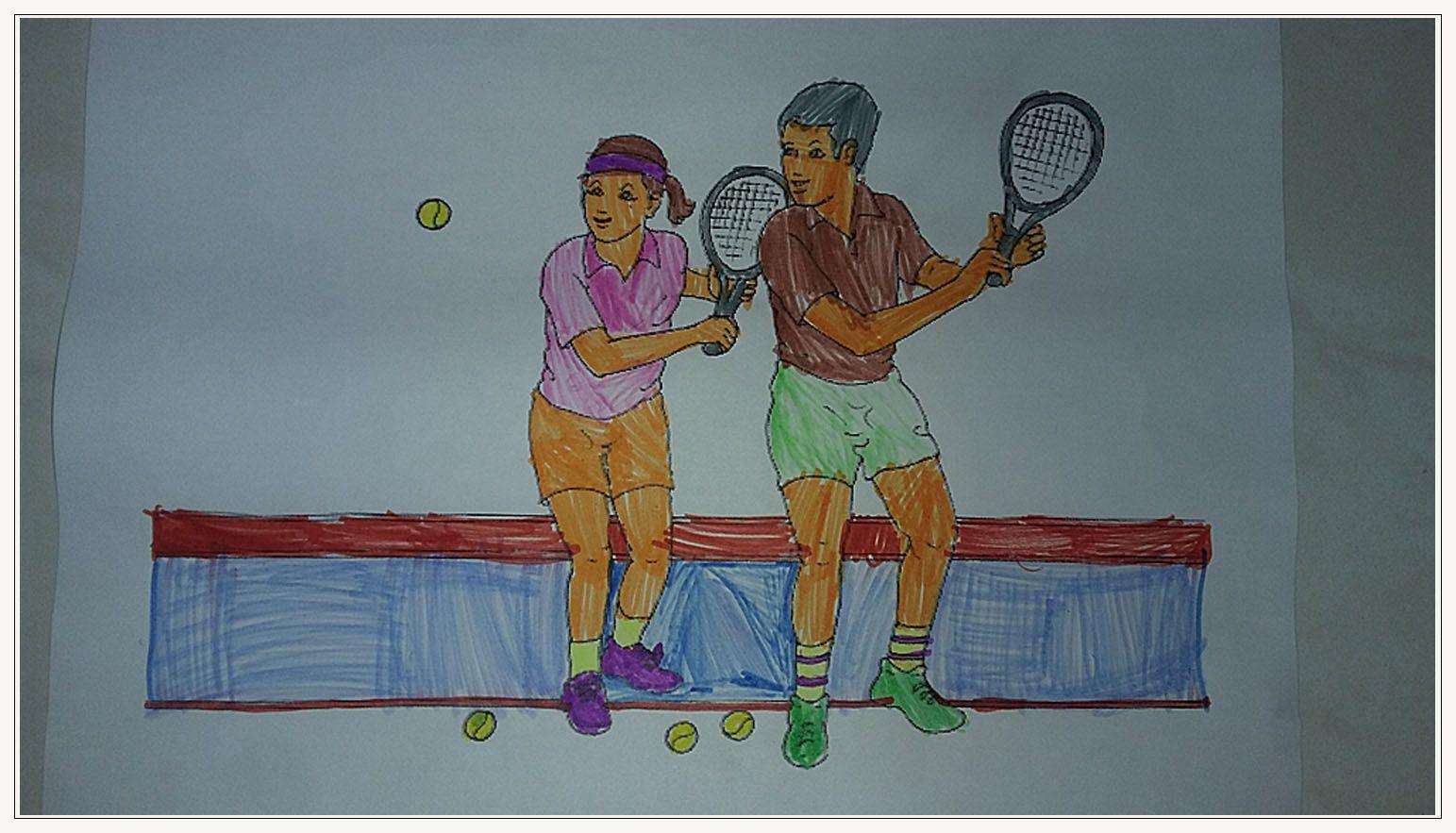 Journée Nationale du Tennis à St André les Alpes