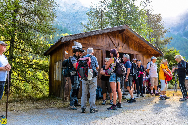 """Villars Colmars : sortie en montagne """"Amountagna"""" 2017"""