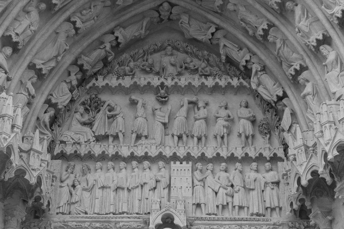 Bourges - Les Portes du Ciel ...