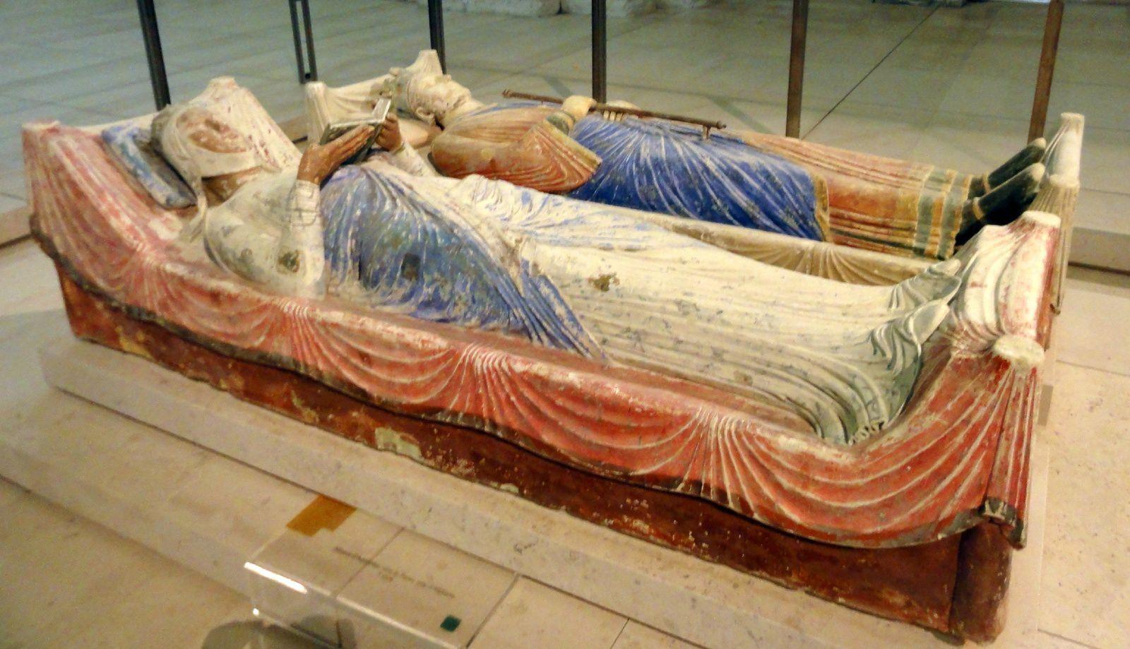 Été 1202... Aliénor d'Aquitaine à Mirebeau...