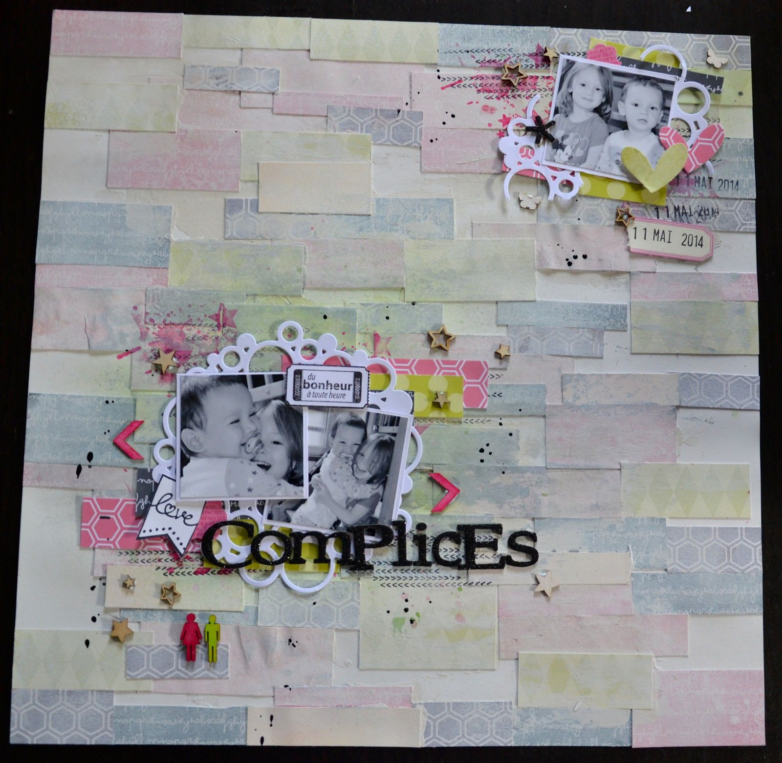 Page &quot&#x3B;Complices&quot&#x3B;