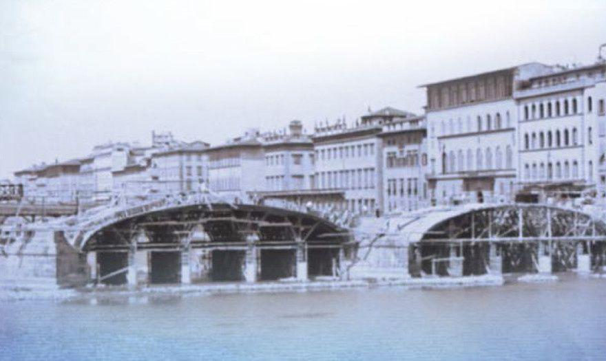 le pont de la sainte trinité