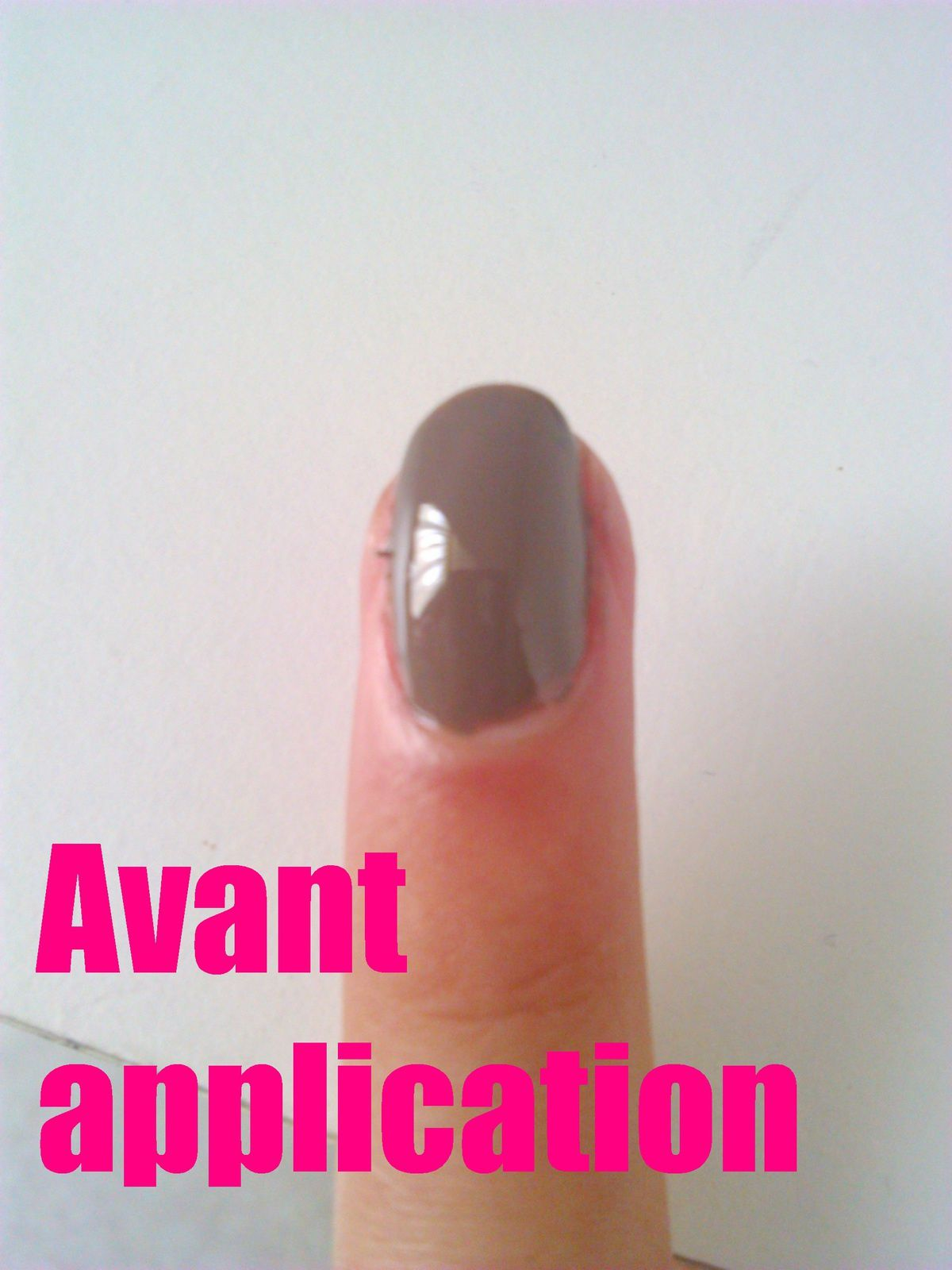 Avant application