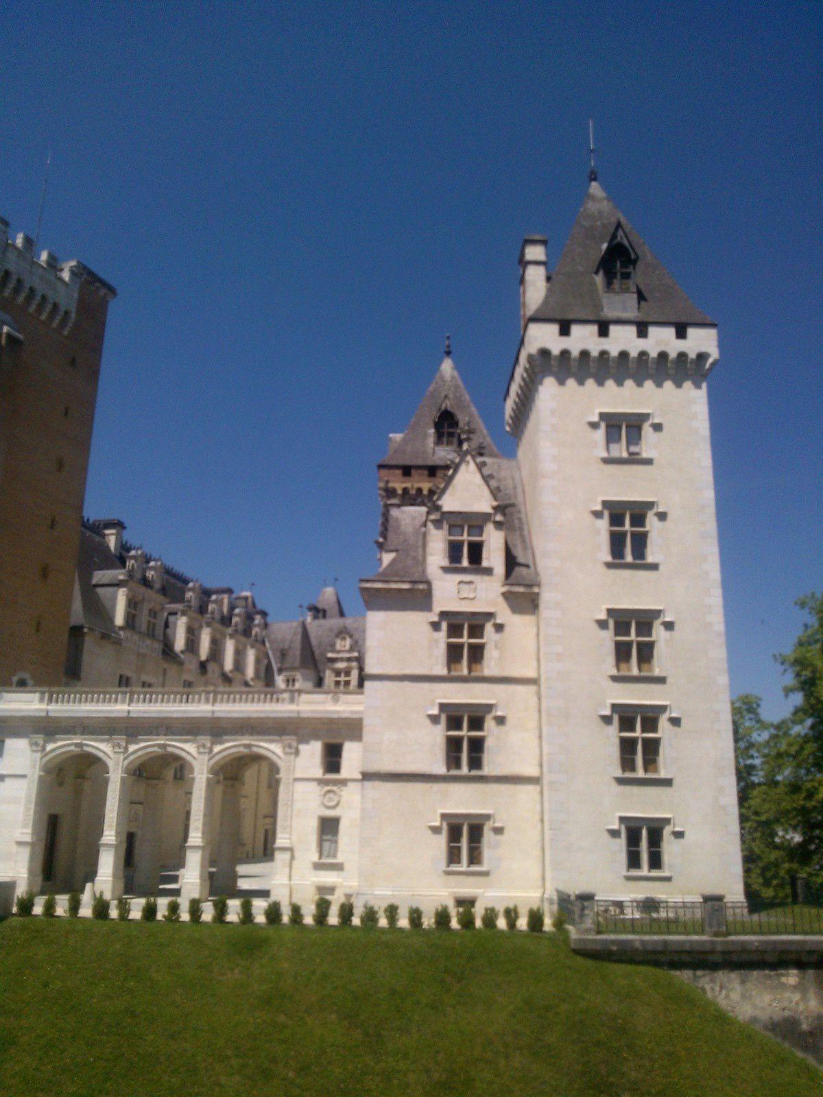 PAU Quartier du château