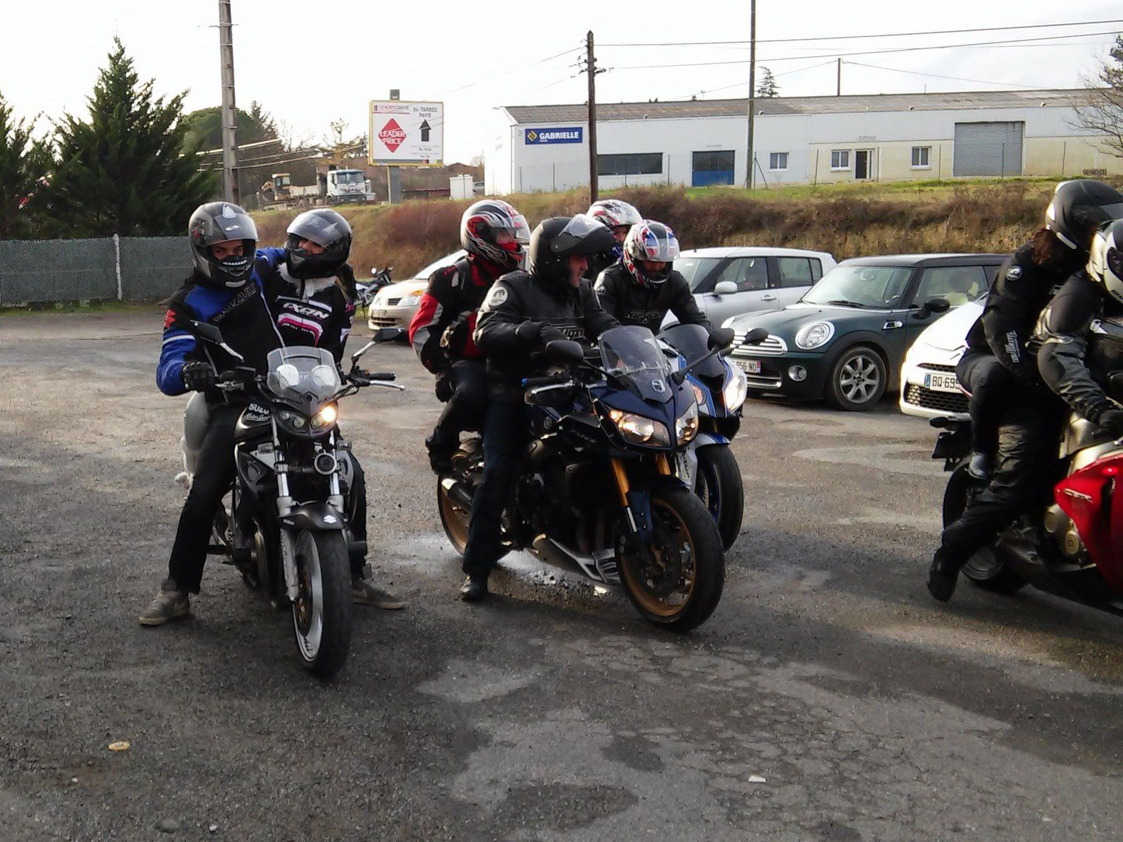 Rencontre motard toulouse