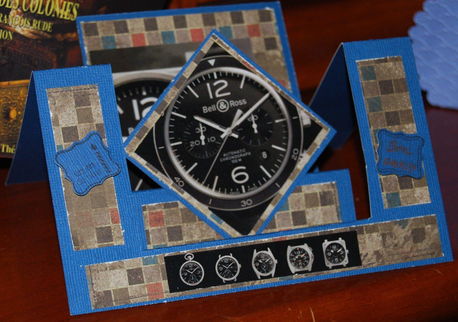 Des montres ...