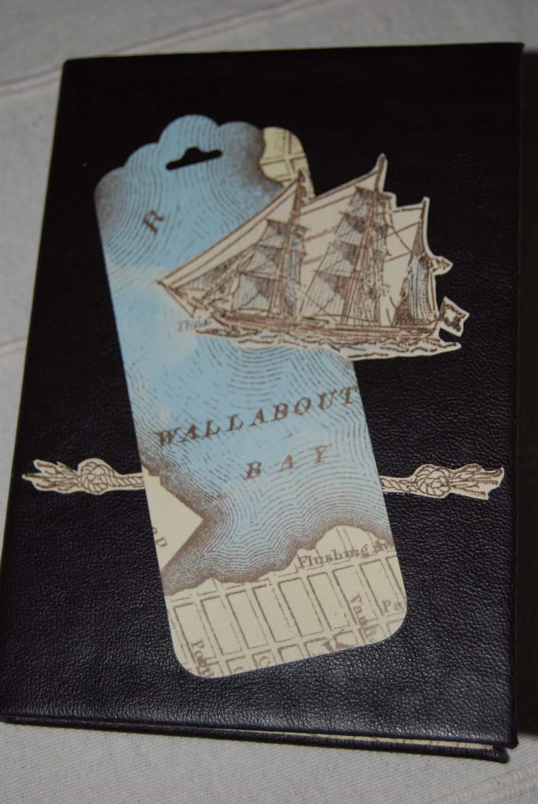 Un carnet pour le marin ...