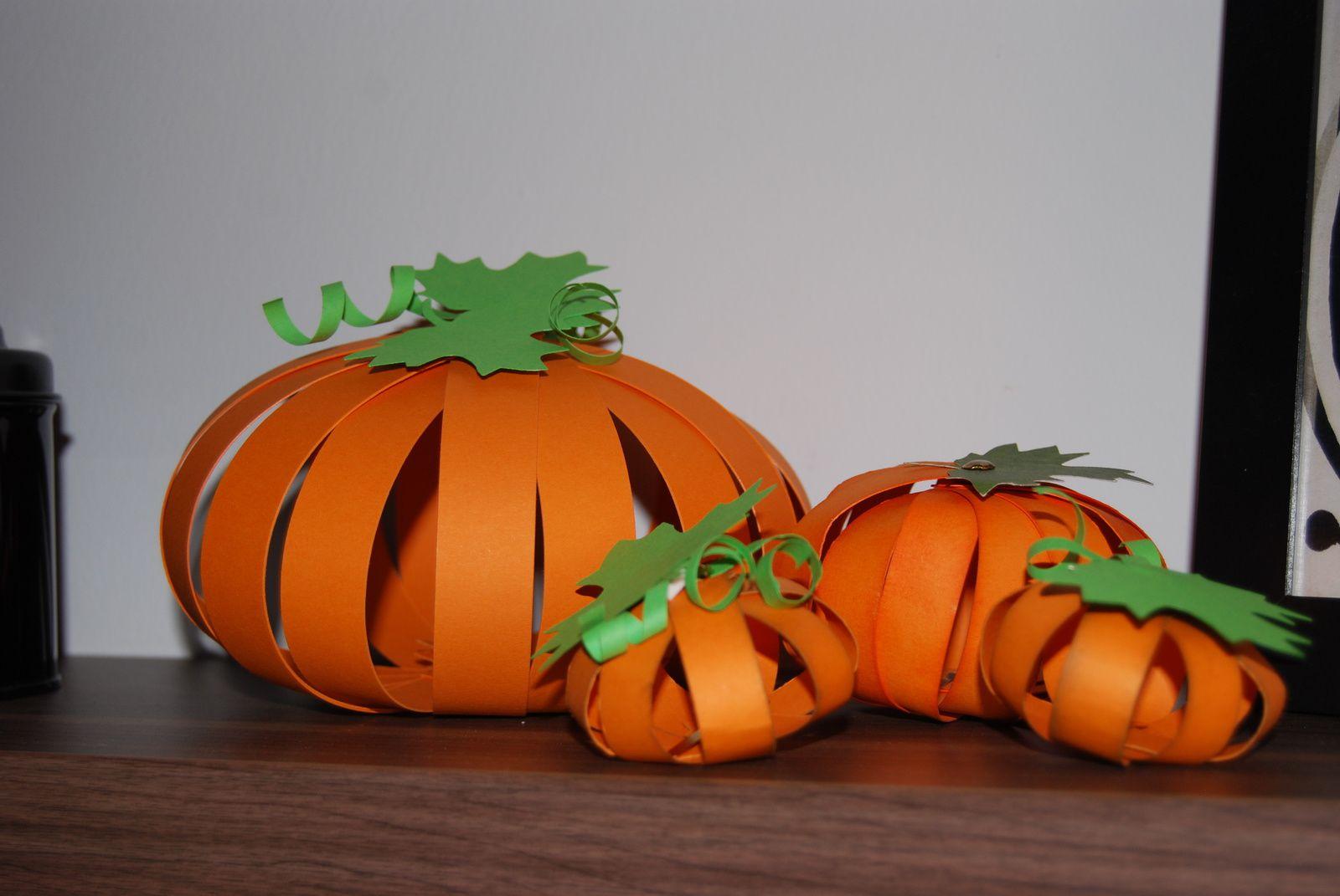 Ma déco d'Halloween (2) ...