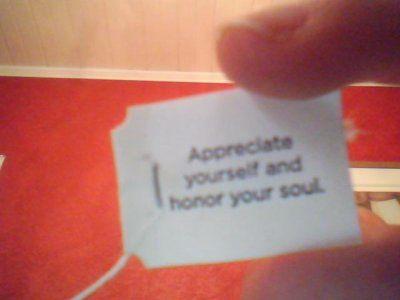 Mon thé philosophique