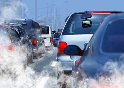Réduire la pollution atmosphérique