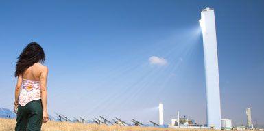 Améliorer le rendement des centrales solaires thermodynamiques