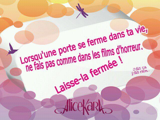 J'dis ça, j'dis rien, tome 1, dispo sur www.alicekara.fr