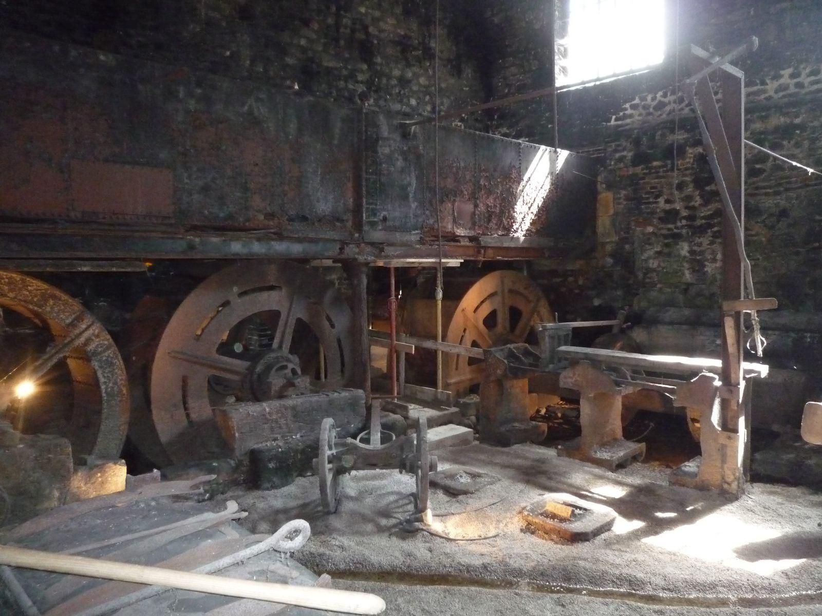 L'atelier des faulx