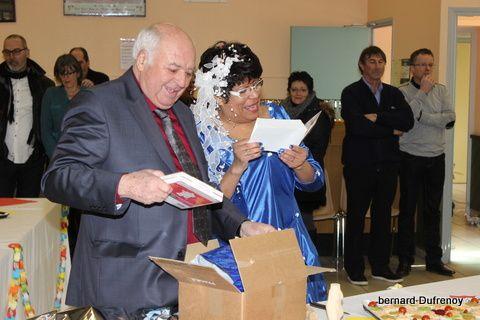 Mariage de Jasmine et Michel Bouhier