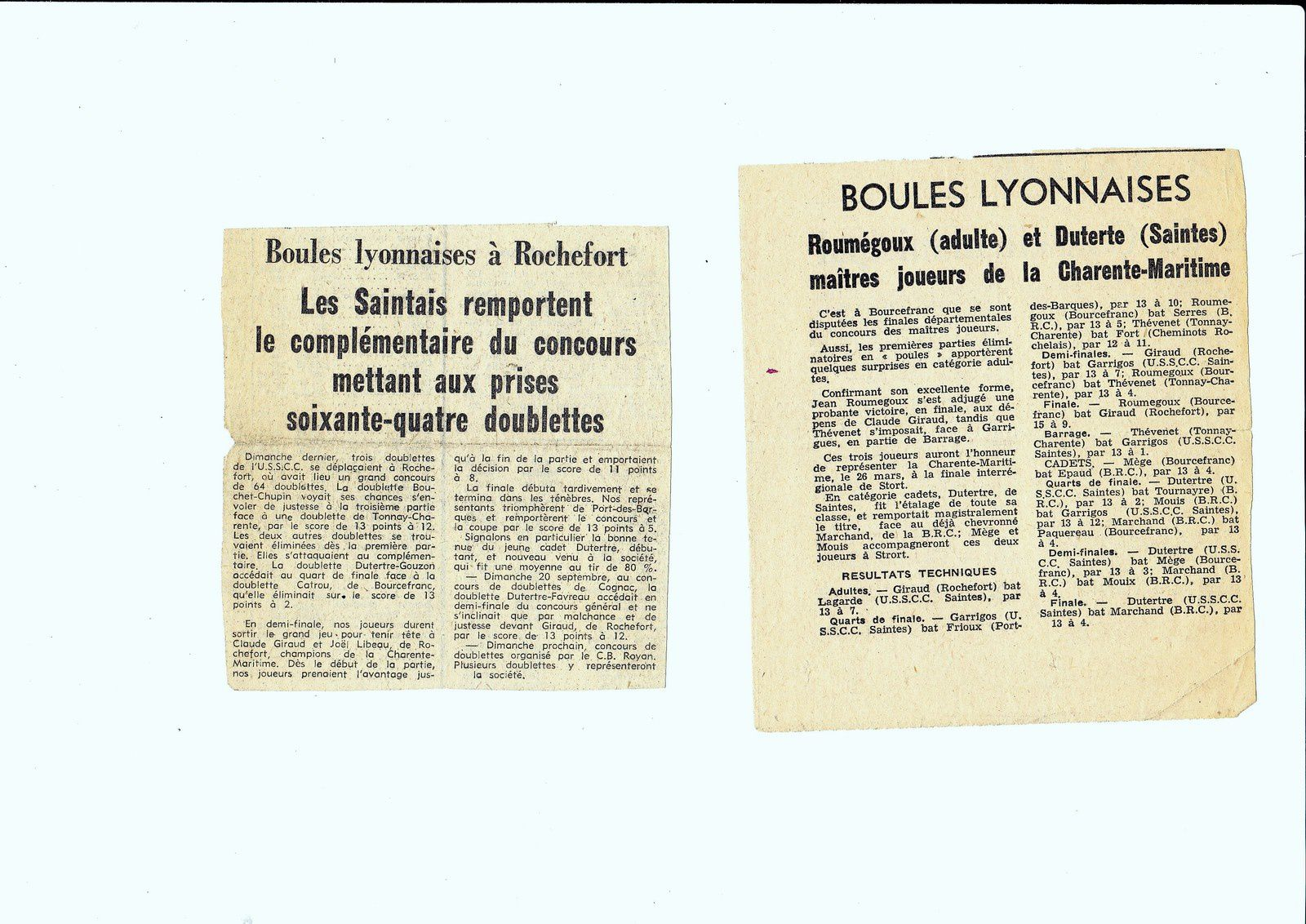 Documents de 1972