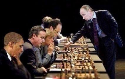 Le dilemme de Poutine