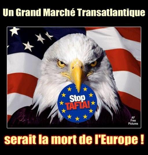Rocard, Alevêque, Charb... 100 personnalités disent «non» au traité Transatlantique