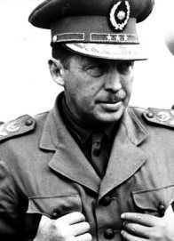 Alfred Stroessner, général pro-américain de culture fasciste est décédé