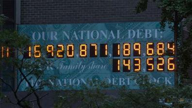 Les États-Unis désirent ardemment une guerre pour sauver leur économie de la dette