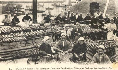 Qui se souvient que les sardinières de Douarnenez (1924) ont eu le courage de dire « non »