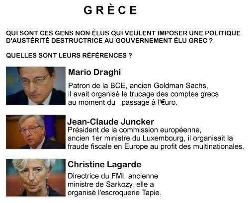 La trahison de Tsipras ?