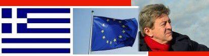 Jean-Luc Mélenchon &quot&#x3B;Grèce : un accord contraint qu'il ne faut pas soutenir&quot&#x3B;
