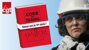 Un vrai Code du travail, c'est l'égalité devant la loi