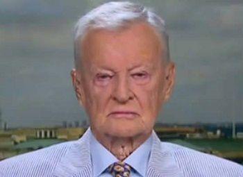Brzezinski est mort, je ne vais pas, moi non plus le pleurer