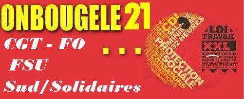 En Charente Maritime, appel UNITAIRE a amplifier la mobilisation le 21 septembre