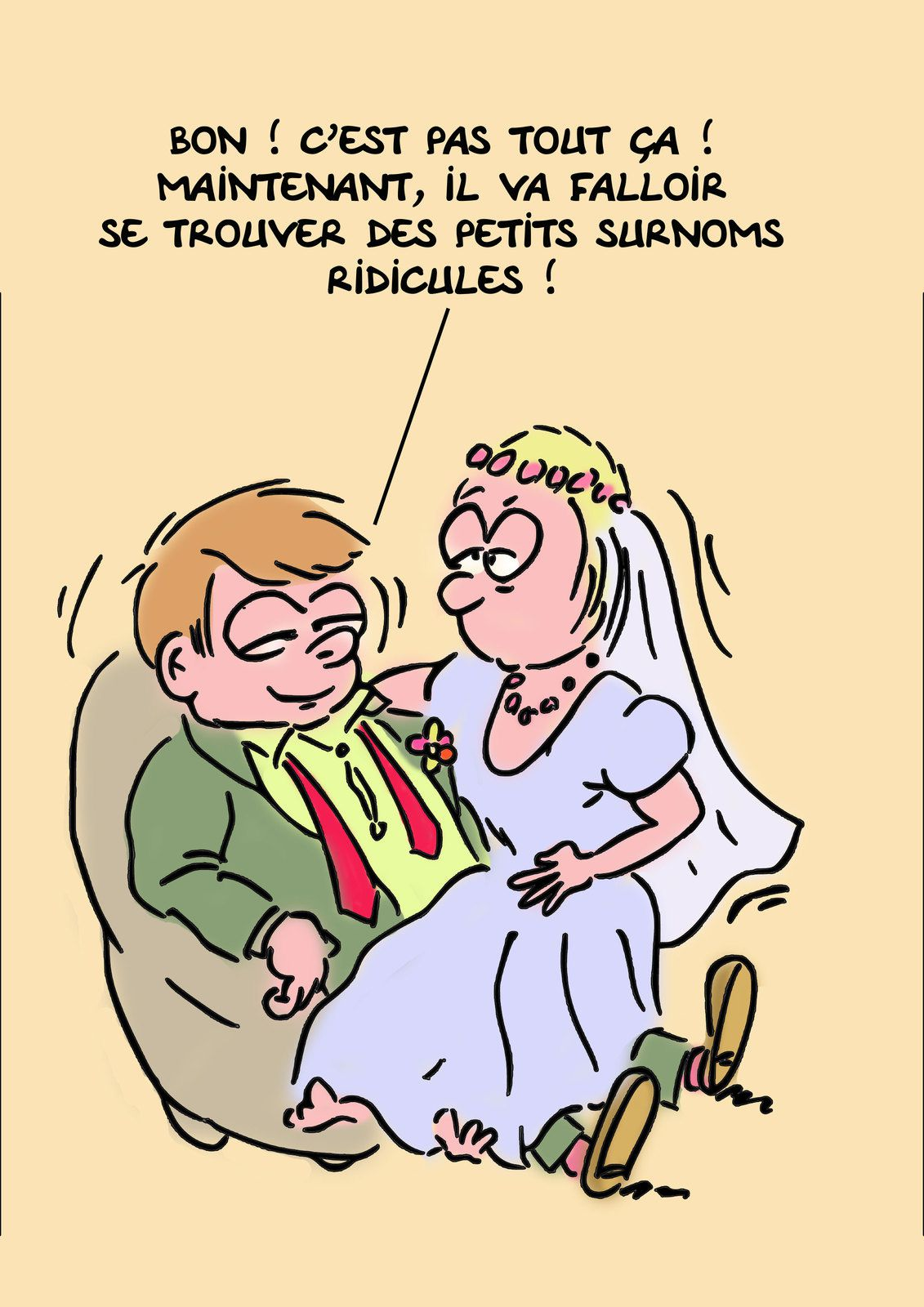 Affaire matrimoniale