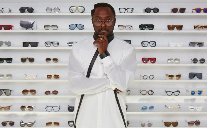 WILL. I.AM - SOLAR GLASS
