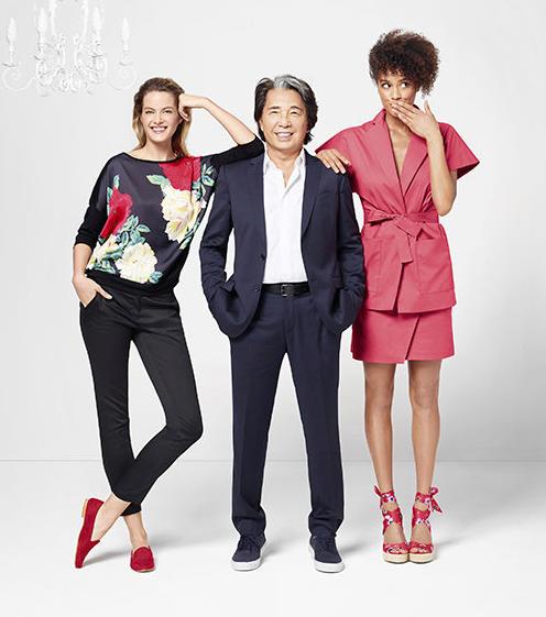 KENZO TAKADA co-branding TEX