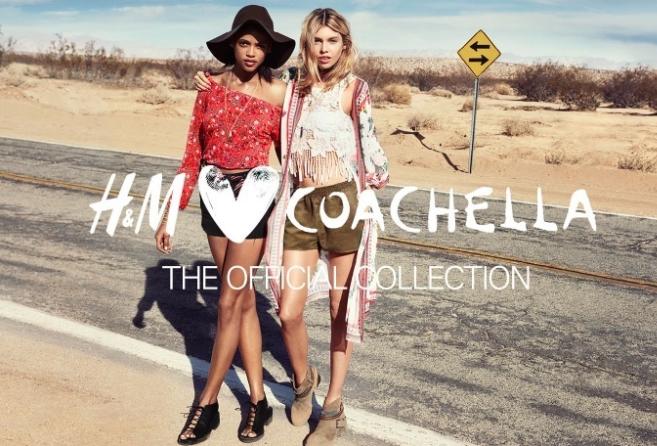COACHELLA and H&amp&#x3B;M