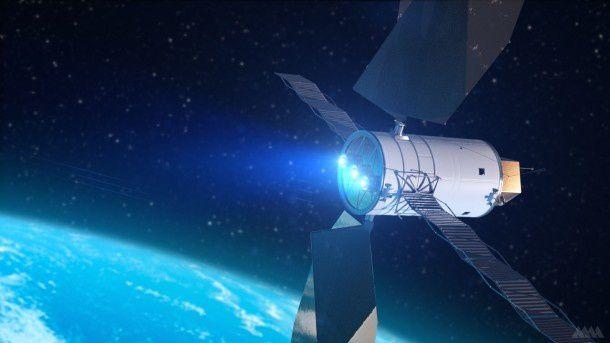"""Comment la mission """"ARM"""" va-t-elle aider la NASA a atteindre Mars?"""