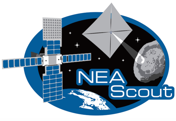 Patch de Near-Earth Asteroid Scout