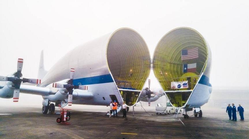 EM-1 prêt pour son départ vers le KSC en Floride