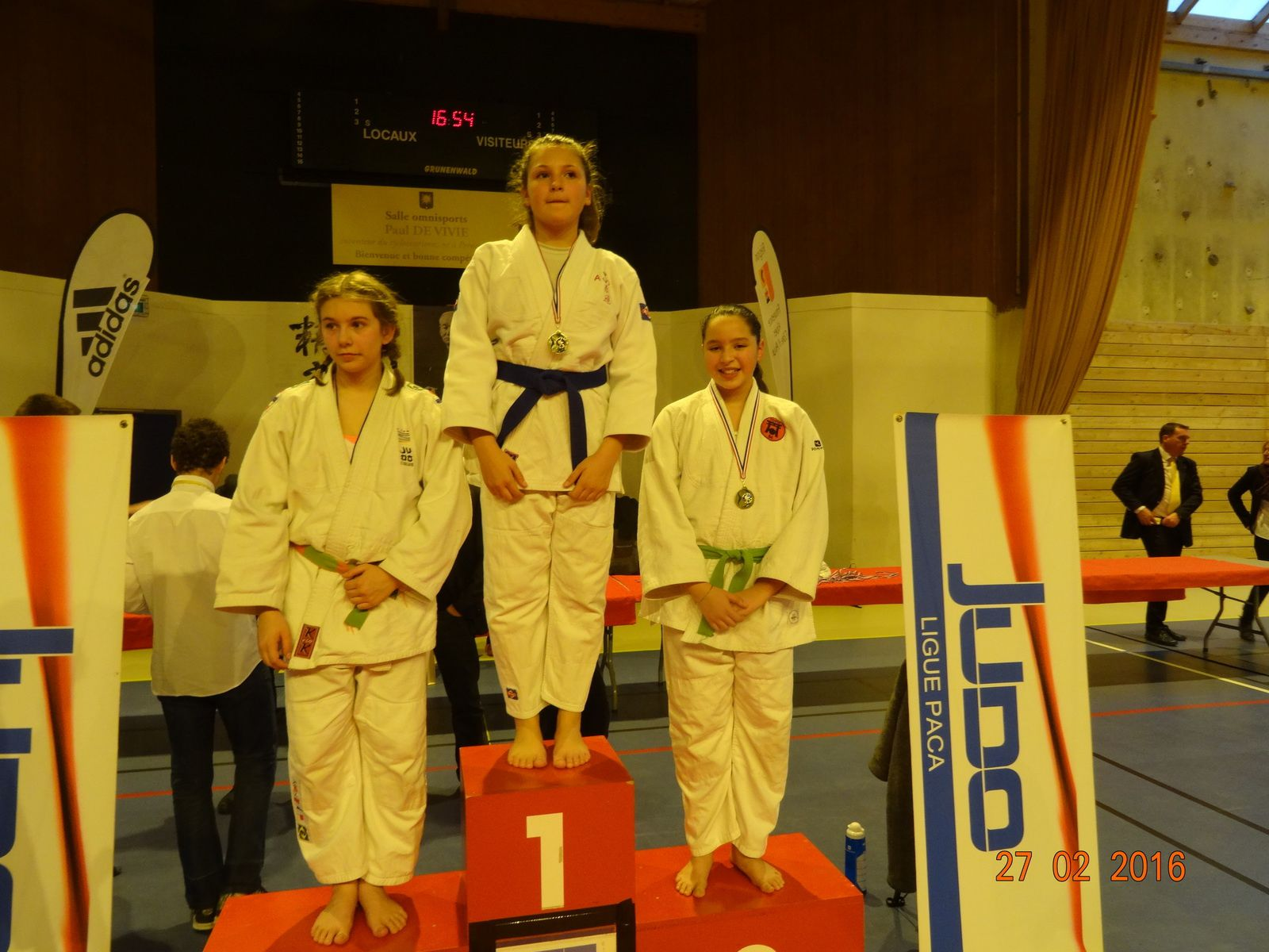 PODIUMS ISLE JIUJITSU CLUB 15/16