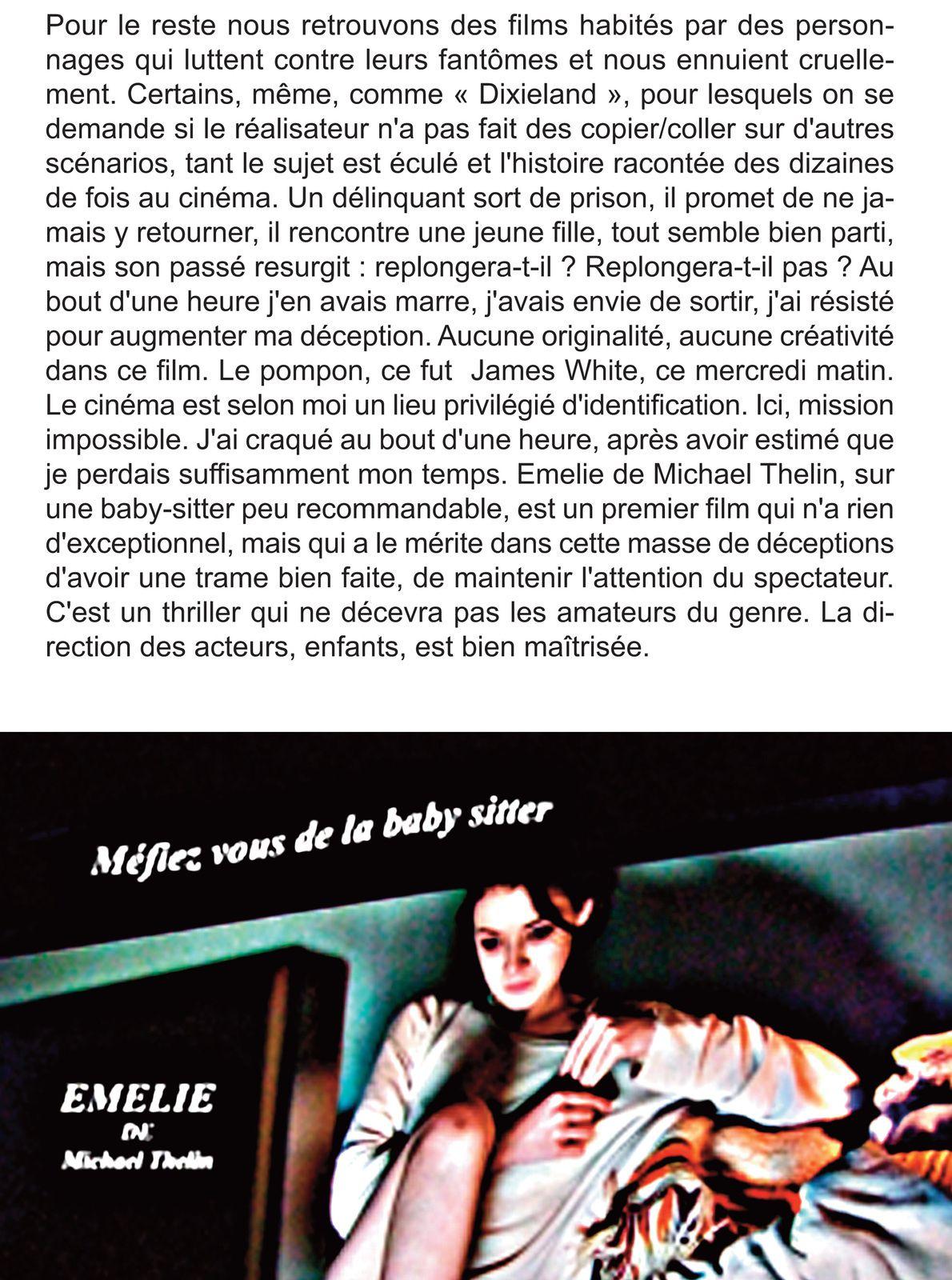 Le Festival de Deauville 2015