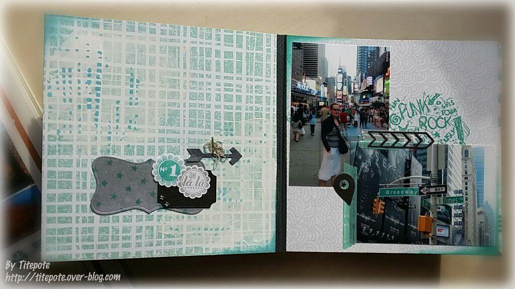 Mini album New York City 2012
