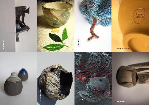 【EXPO】 【Galerie HAYASAKI】Les professeurs de Ceramique Paris