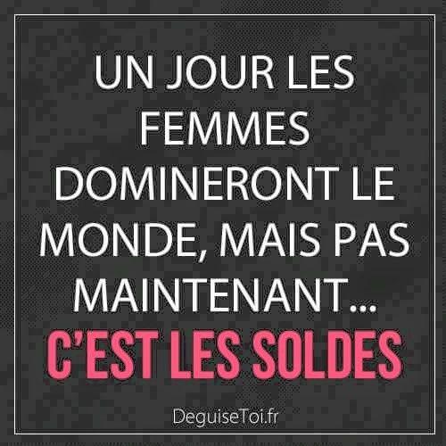 Ah les femmes !!!