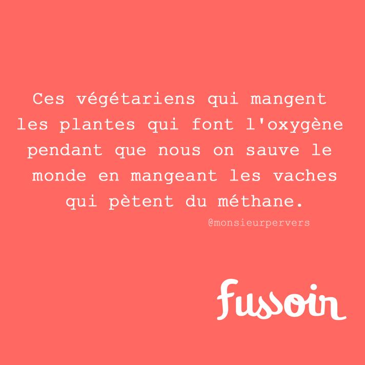 Lettre aux végétariens.