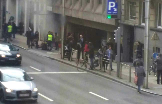 Attentats Bruxelles.