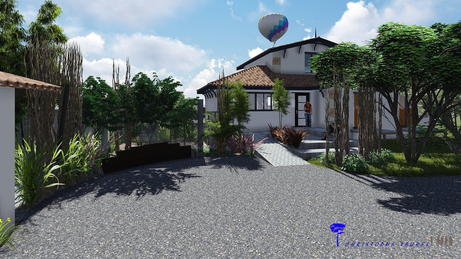 Architecte 3d jardin beautiful projet changeur xx for Architecte jardin 3d gratuit