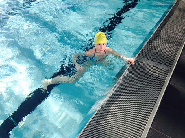 La piscine de saint gervais le blog du chalet gai matin for Piscine st gervais