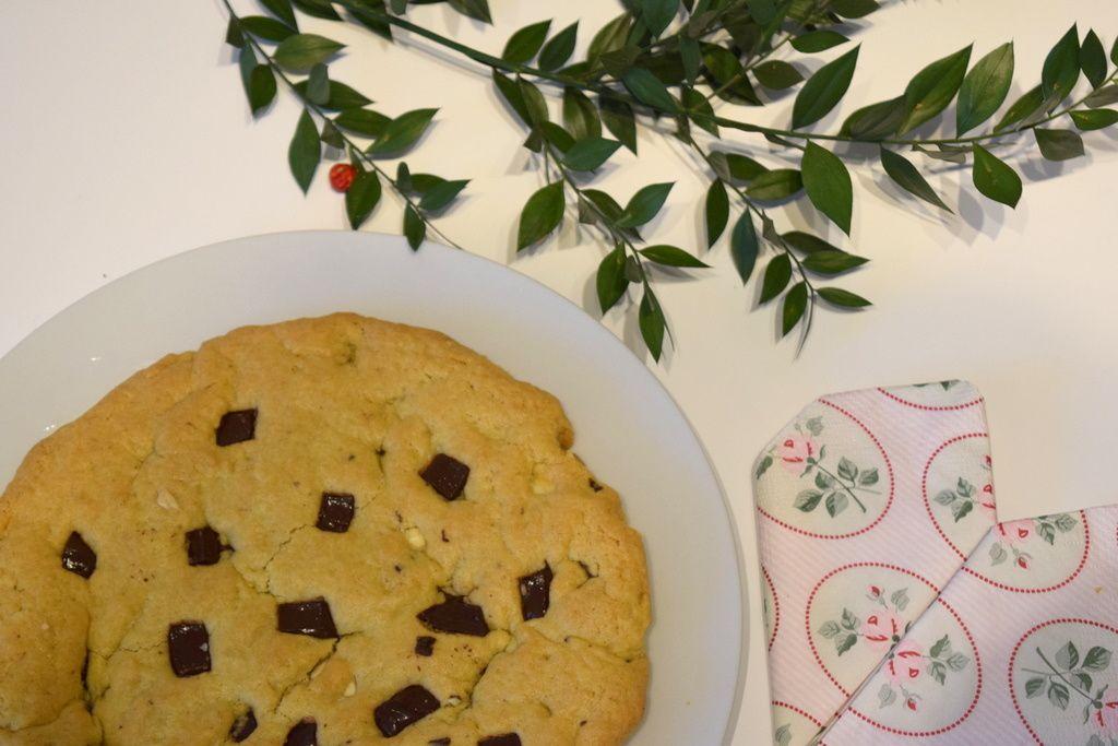 Recette ultime du cookie géant