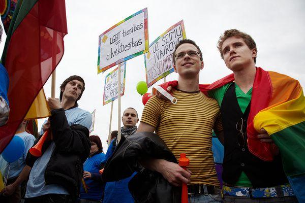 L'Estonie va adopter un projet d'Union Civile, y compris pour les couples homosexuels