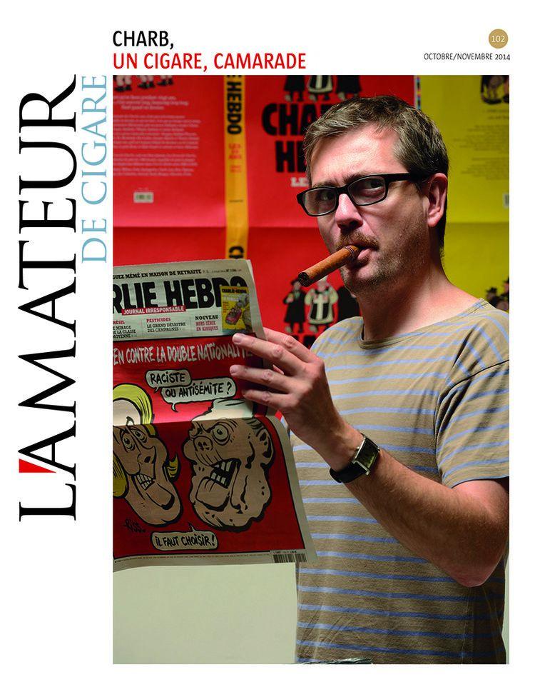Quand Charb expliquait « Charlie » à une étudiante musulmane